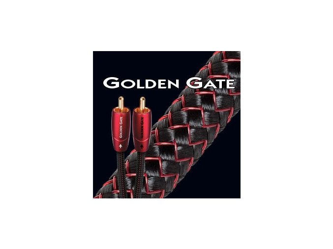 AUDIOQUEST GOLDEN GATE (RR)