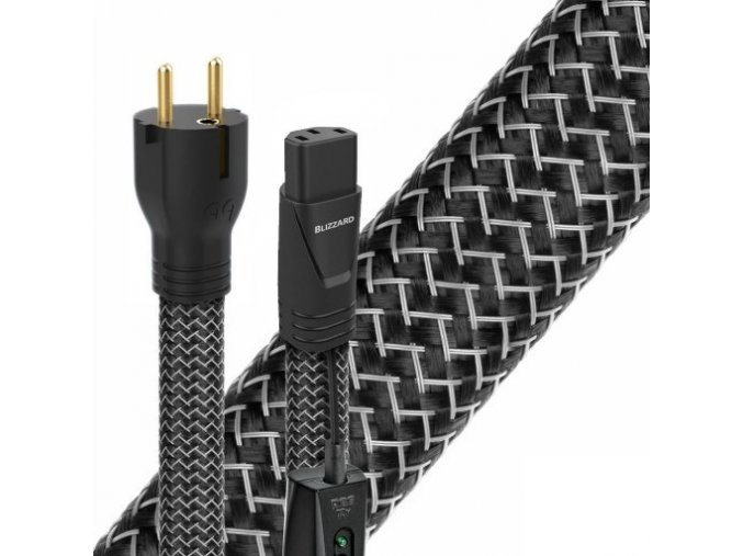audioquest blizzard napajeci kabel