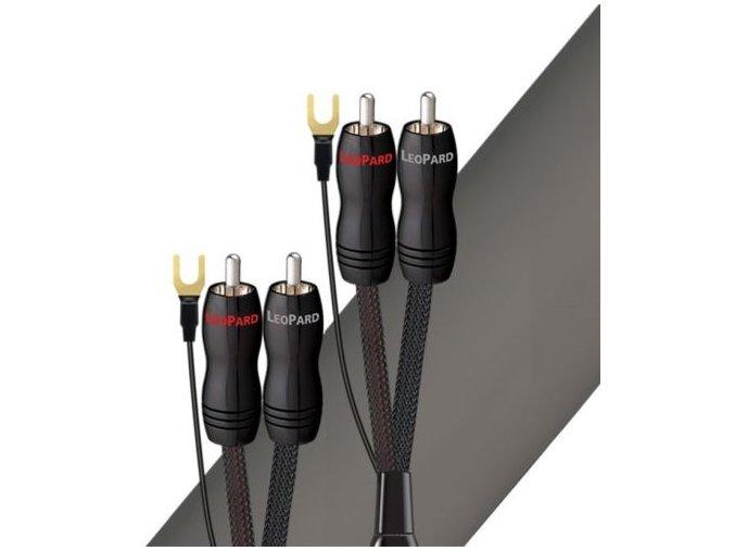 audioquest leopard tonearm cable