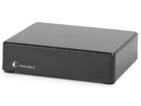 phono box e black predzesilovac pro mm prenosky cerny