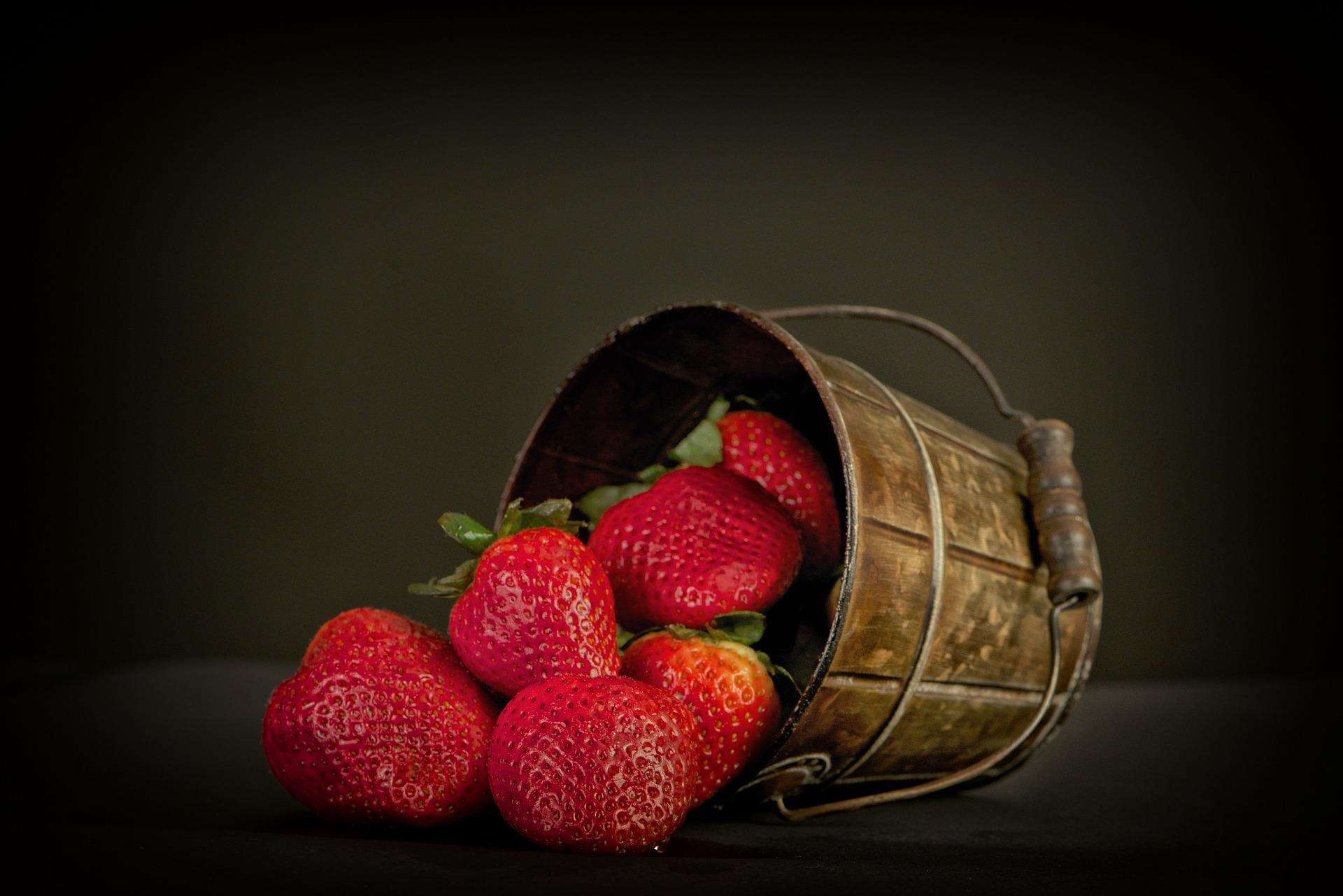 Jak si doma vypěstovat lahodné jahody?