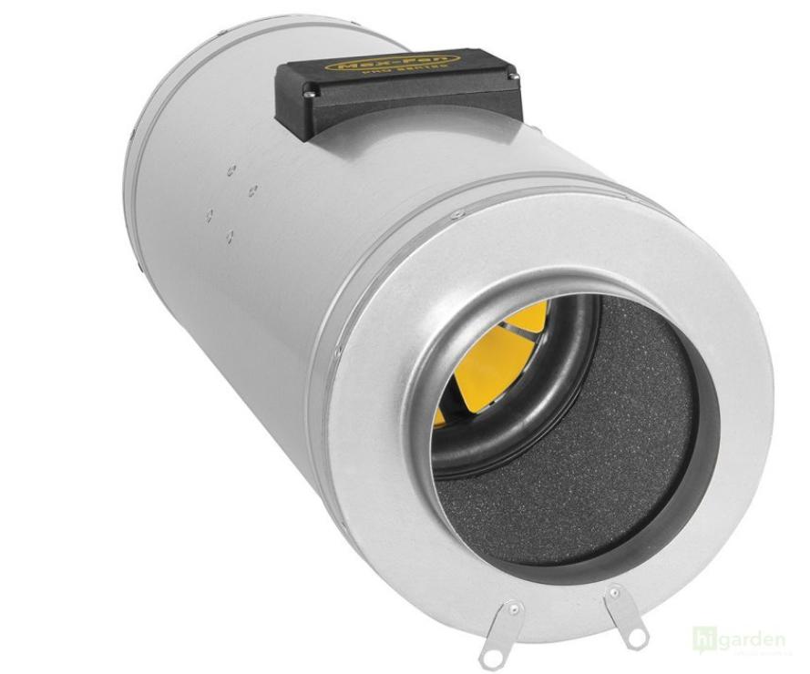 Ventilátory Can-Fan Q-Max: kombinace vysokého výkonu a naprosté diskrétnosti