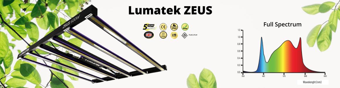 Lumatek Zeus 600w