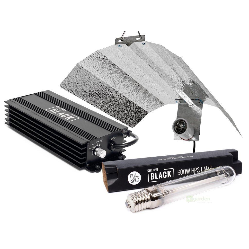 Lumii Black magnetic set Spectromaster Max Quality (1)