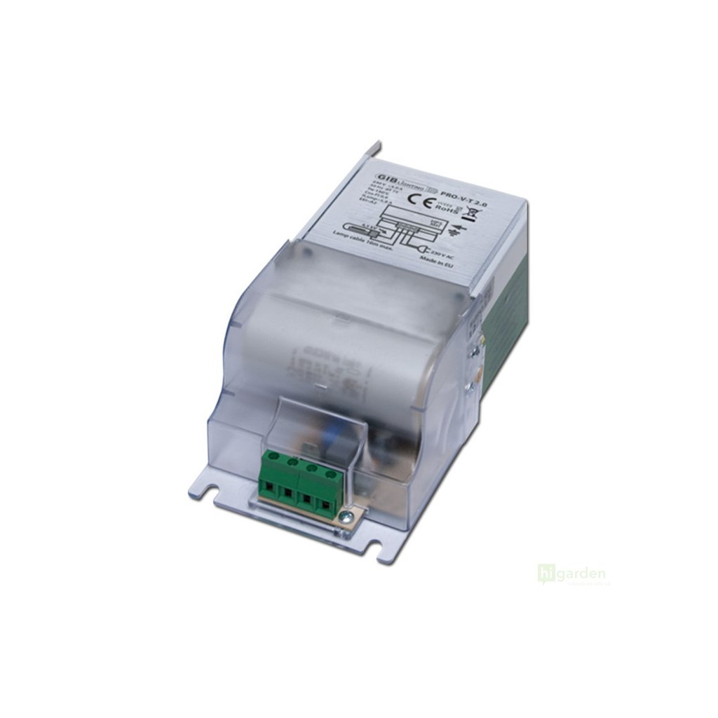 GIB Lighting Pro V T 2.0 600W Higarden.cz