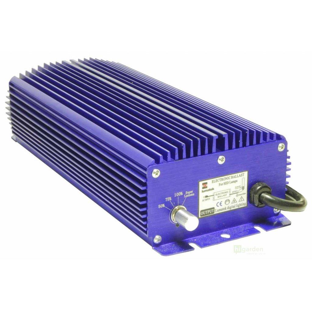 Lumatek Digital Ballast 250 400 600 watt 55302 zoom