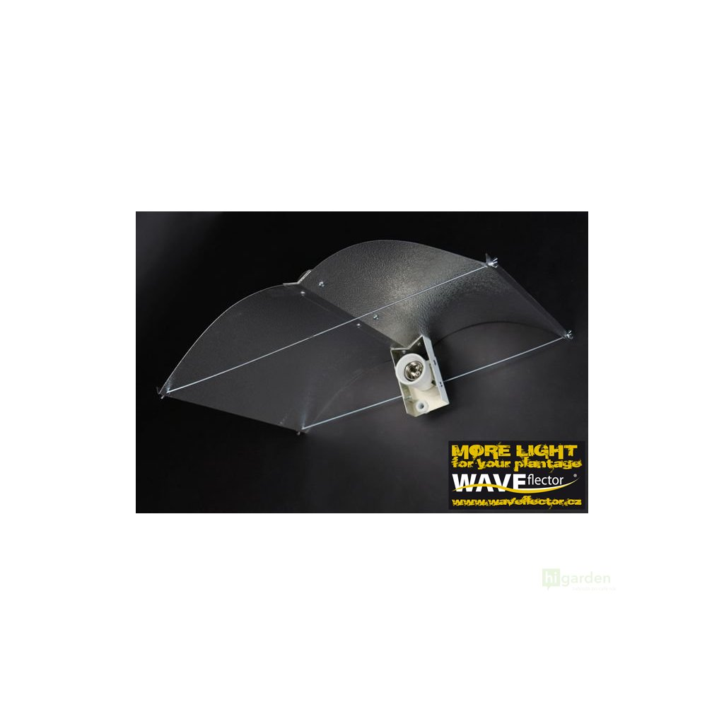 WAVEflector XXL Vegagreen, 66x100x20cm, komplet Foto2