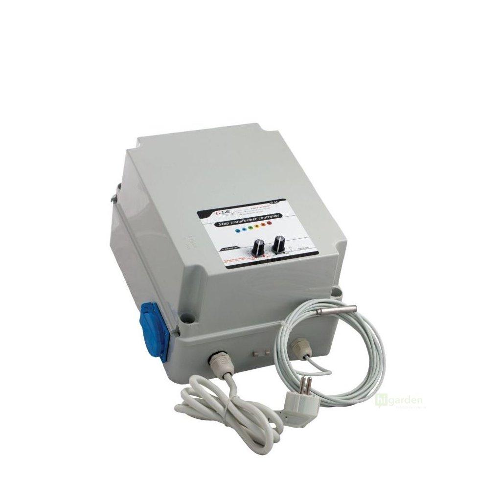 GSE Step transformer 2,5A- krokový regulátor ventilátoru Cover