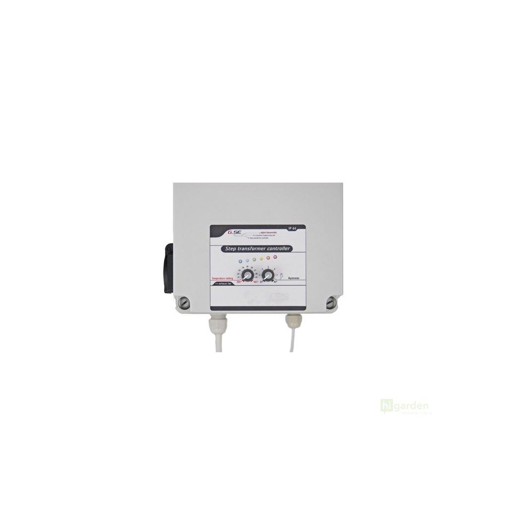 GSE Step transformer 8A- krokový regulátor ventilátoru Cover