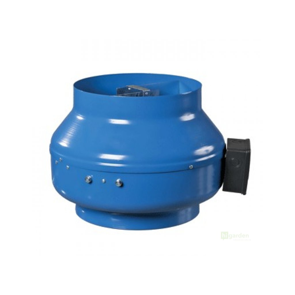 Ventilátor VKMz 100, 270m3/h Cover