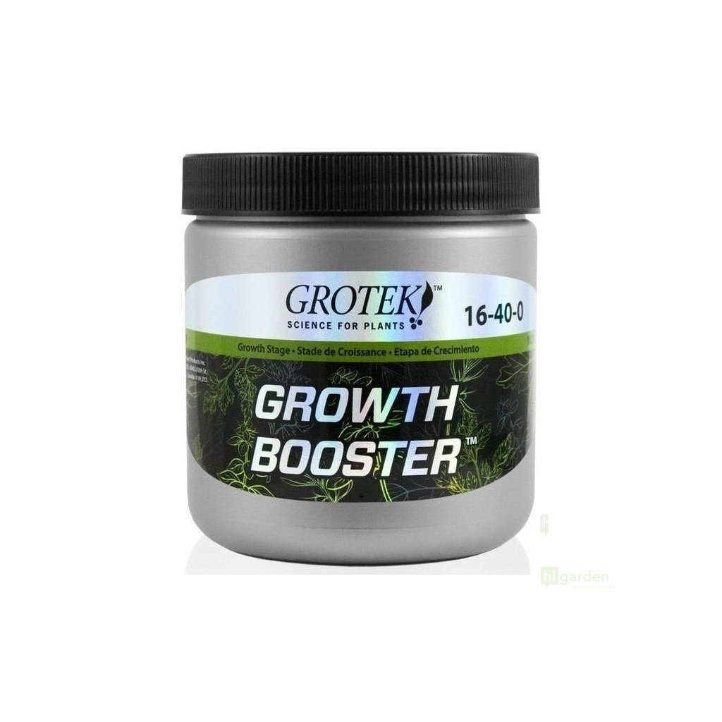 Grotek Growth Booster Cover