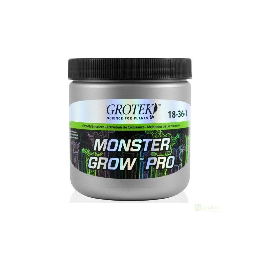 Grotek Monster Grow Pro Cover