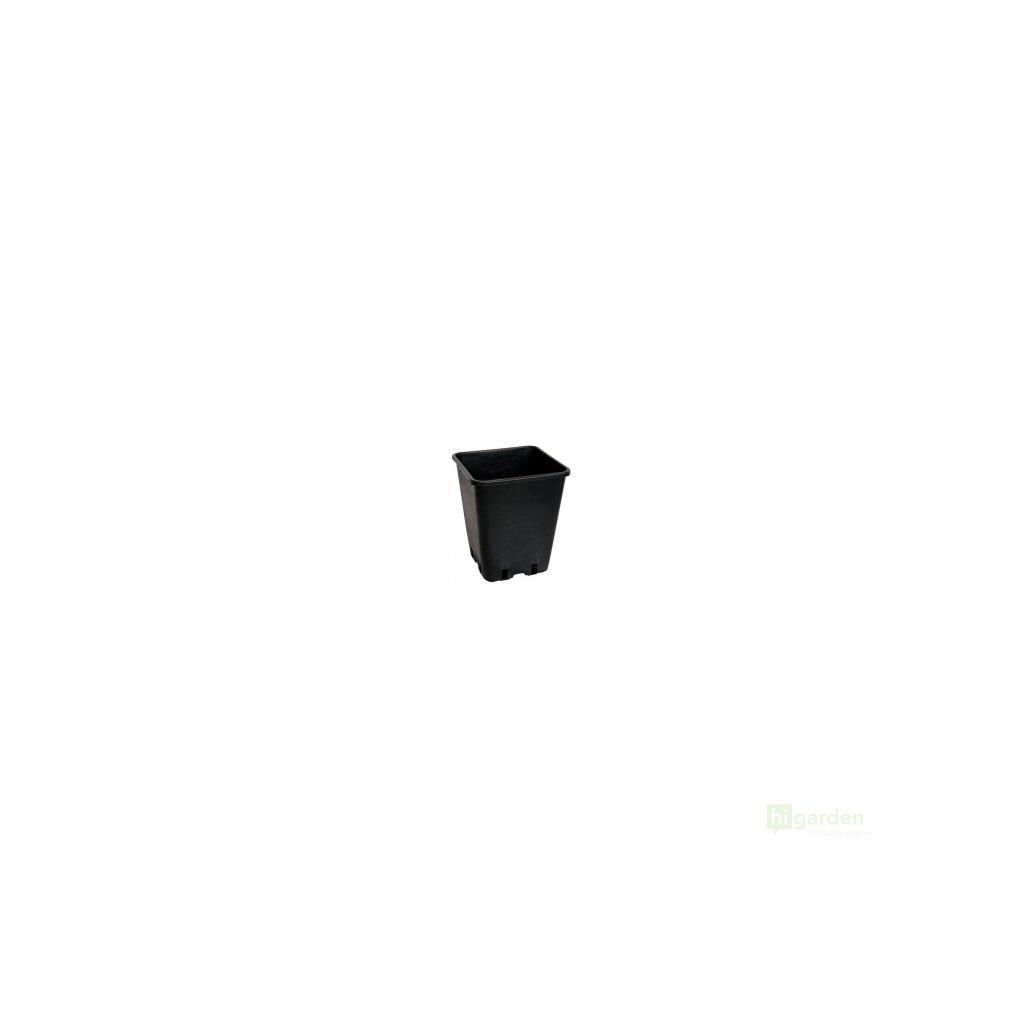 Květník hranatý 20x20x23cm, 5,7l Cover