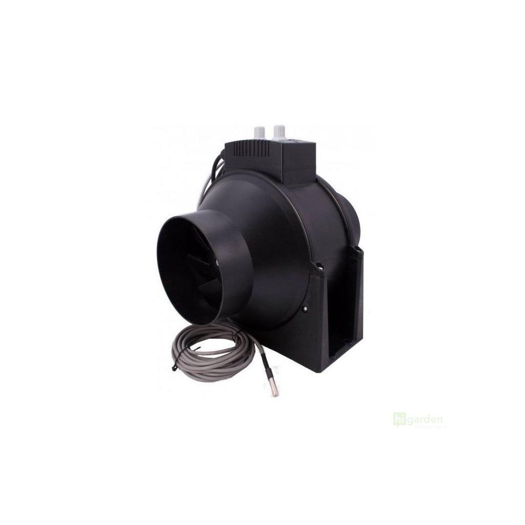 NTS TT 125RT, 0-280m3/hod, 45W,regulace otáček a termostat Cover