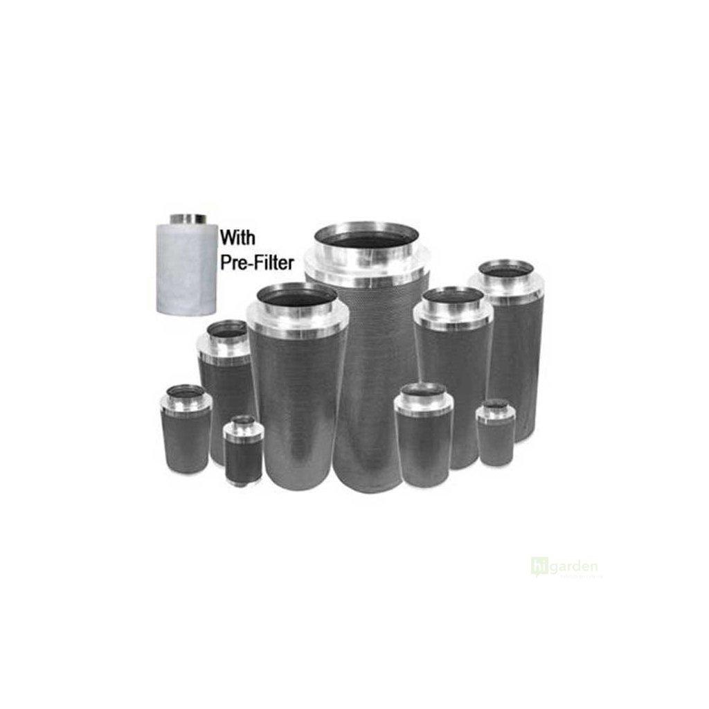 Phresh Filter 2000 PRO,75cm,2000m3/hod,250mm Cover