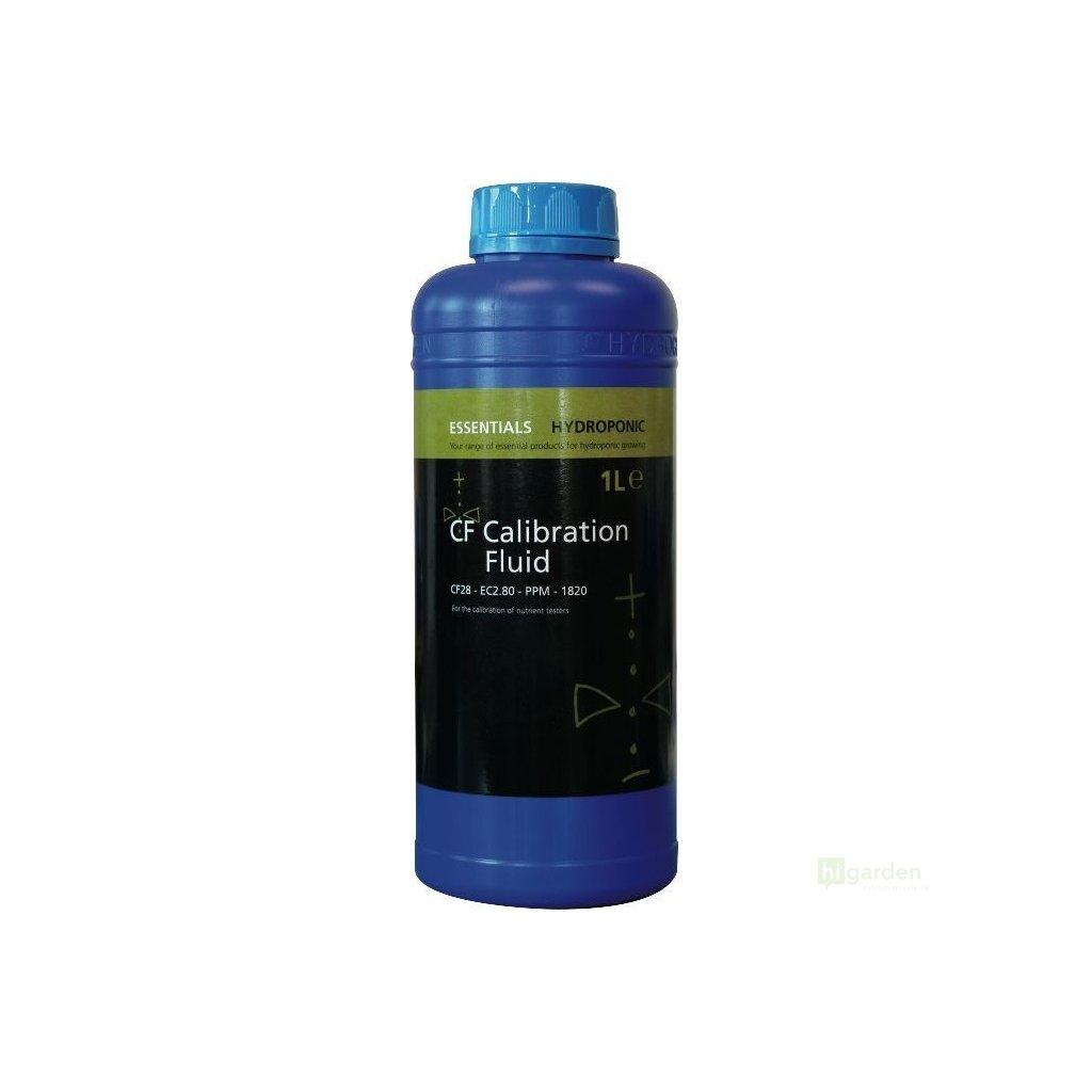Kalibrační roztok EC 2,8mS 1000ml Cover