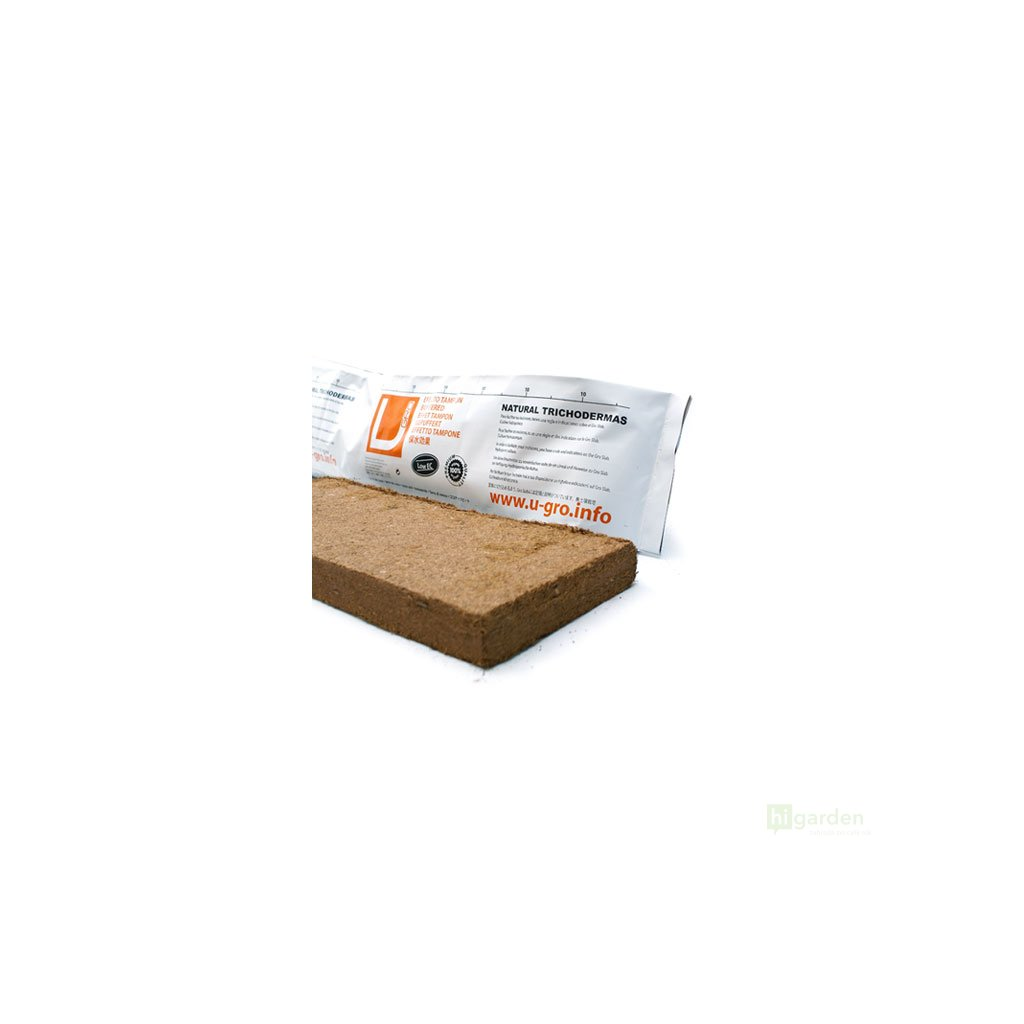 UGro Slab - lisovaná rohož 15l (na webu 100x15x20 cm, 24l) Cover