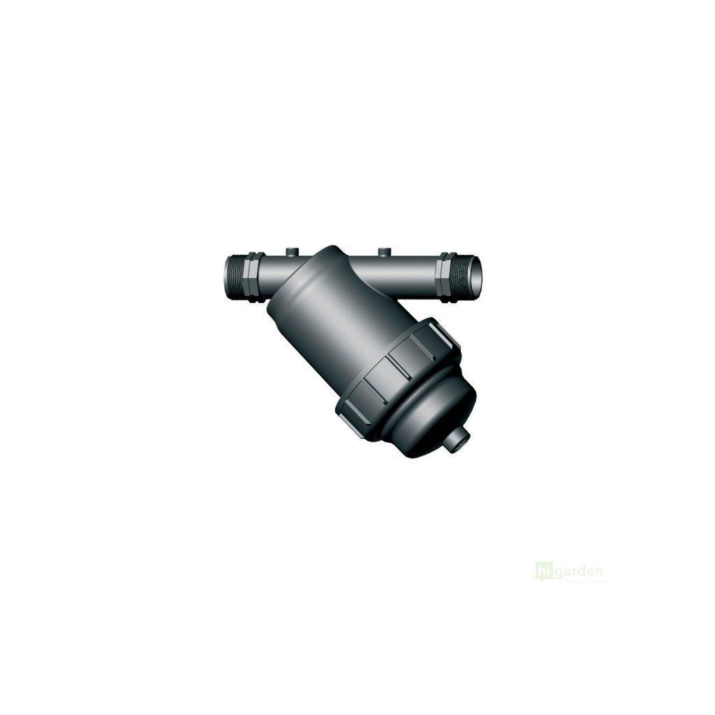Inline vodní filtr Irritec, 25mm-16atm. Cover