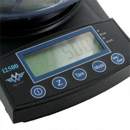 Digitální váha My Weigh i2500 Cover