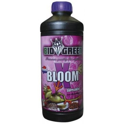 Biogreen X bloom Cover