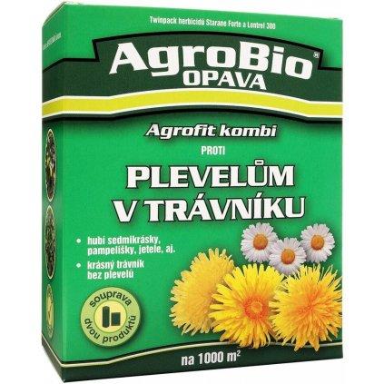 Agrofit kombi - k hubení odolných dvouděložných plevelů Cover