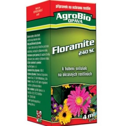 Floramite 240 SC 4ml – proti sviluškám Cover