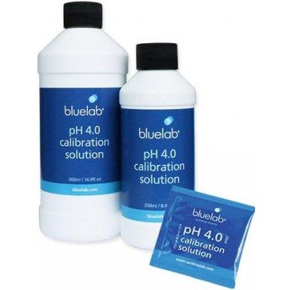Bluelab pH4 Calibration Solution, 250ml Cover