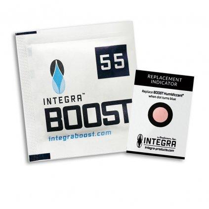 Integra Boost 8g, 55% vlhkost, 1ks Cover