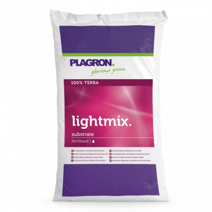 Plagron lightmix s perlitem 50l