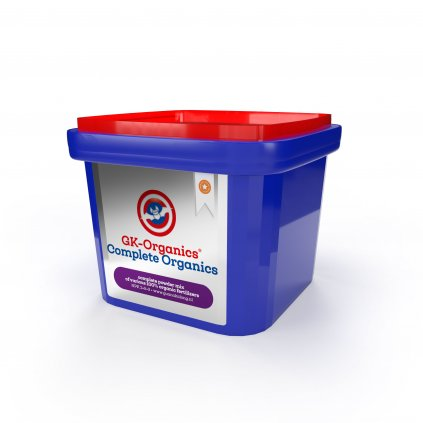 Guanokalong complete organics Cover
