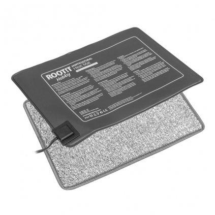 Root!t Hobby - Výhřevná podložka malá (25x35 cm, 11 W) + izolace Cover