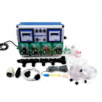 Prosystem AQUA Automatický dávkovač živin - professional Cover