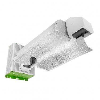 LUMii SOLAR 630W CMH DE Fixture & PRO Lamp Kit Double Ended Cover