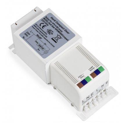 Magnetický předřadník Horti gear compact 600W s tepelnou ochranou Cover