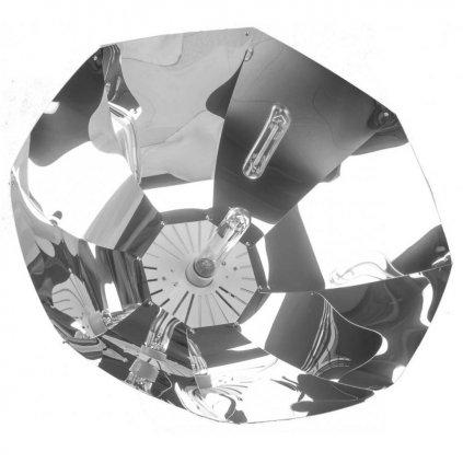 Lumatek Shinobi Miro Ø80 cm parabolické stínidlo Cover