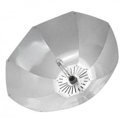 Lumatek Shinobi White Ø80 cm parabolické stínidlo Cover