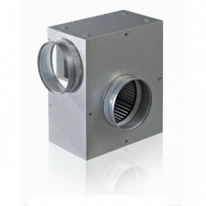 KSA 160mm/730m3 ventilátor do potrubí Cover