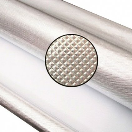 Diamantová fólie ECO, role 1,22x15,24m Cover