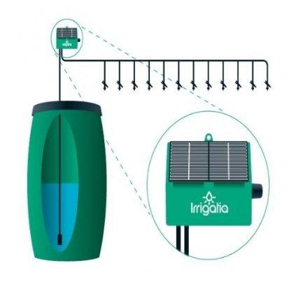 Irrigatia SOL-C12 Automatická solární závlaha Cover