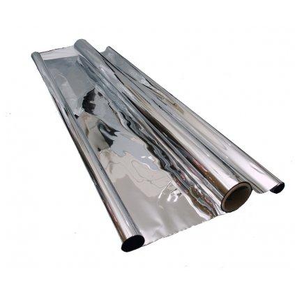 Mylar folie stříbrná odrazová 1,4m x 30m Cover