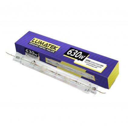 Výbojka Lumatek CMH 630W DE - dvoupaticová (4200K růstové spektrum) Cover