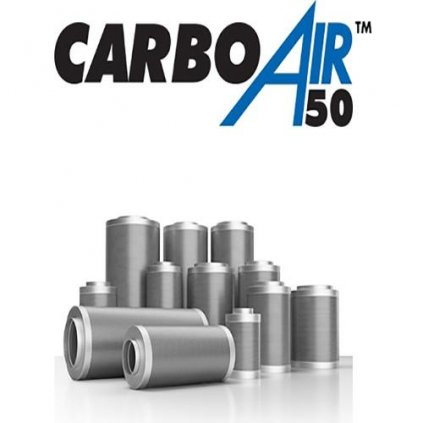CarboAir 350, 100mm, 350m3/h Cover