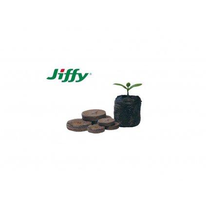 Tableta Jiffy 7 - rozměr 33 mm Cover