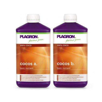 Plagron cocos a + b 1l