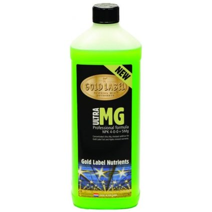 Gold Label Ultra MG Cover