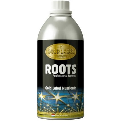 Gold Label Roots Cover