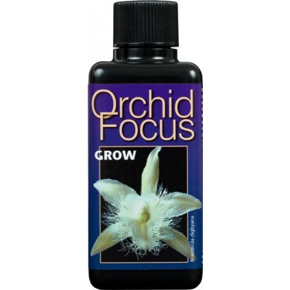 Growth Technology Orchid Focus Grow Cover