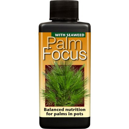 Growth Technology Palm Focus Cover