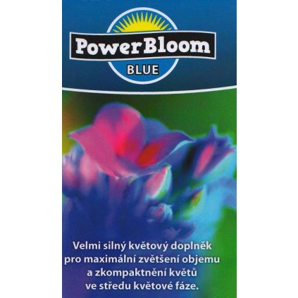 Power Bloom BLUE 1000g (NPK 10-50-30) Cover