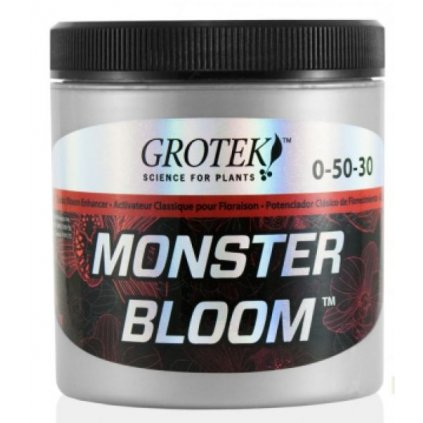 Grotek Monster Bloom Cover